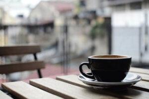 コーヒーカップ写真